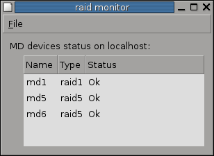 raidmonitor screenshot